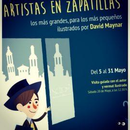 Exposición en El Armadillo Ilustrado