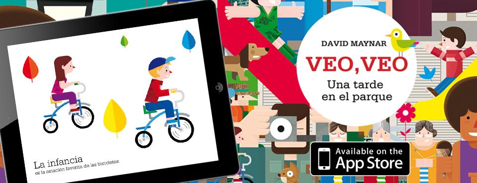 Veo Veo, App & libro ilustrado