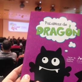 Palabras de Dragón, el nuevo libro solidario de Fundat