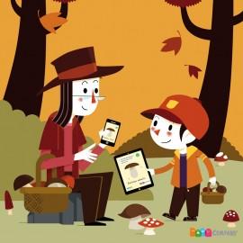 Llega el otoño, con Dada Company