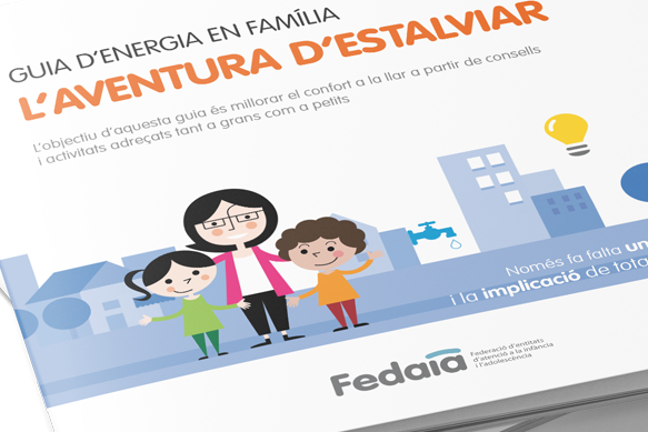 Fedaia, guias educativas