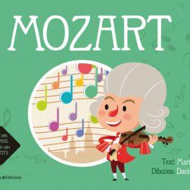 Mozart, nuevo libro ilustrado