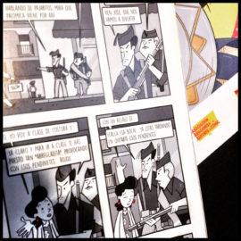 'No es no', también en viñetas