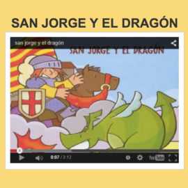 Video San Jorge y el dragón