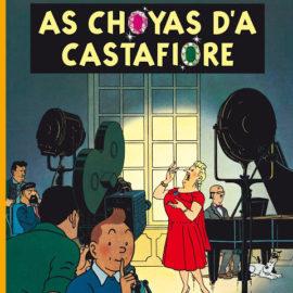 Presentación de «As choyas d'a Castafiore»