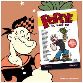 Exposición homenaje Popeye