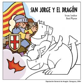 San Jorge y el Drágón