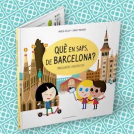 Video libro «Què en saps de Barcelona?»