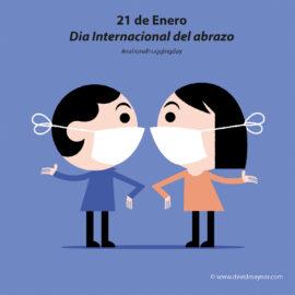 Dia Internacional del Abrazo